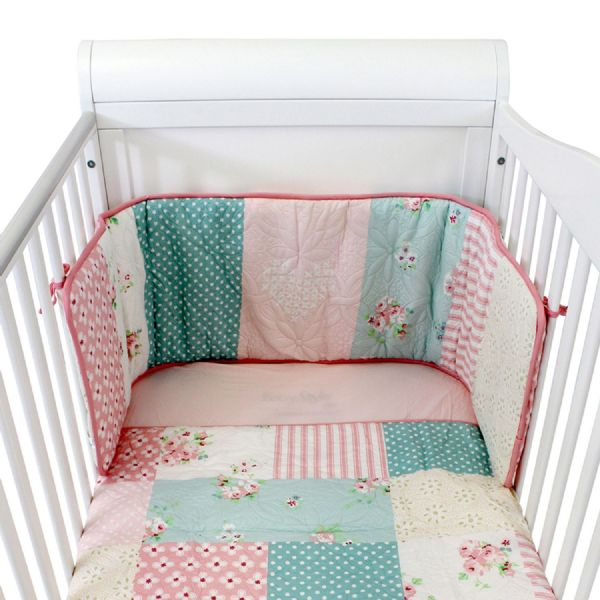 Babystyle Vintage Rose Bedding Set